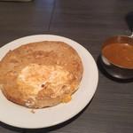 ネパール民族料理 アーガン - エッグバラ430円