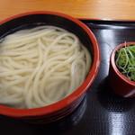 宝製麺所 - 釜揚げうどん