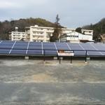 極とんラーメン - 駐車場【2018.1】