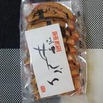 香梅堂 - 味噌せんべい