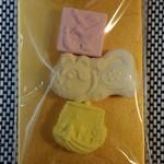 香梅堂 - お年賀の干菓子