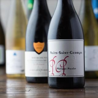 ヴァンナチュール(自然派ワイン)は、ソムリエ拘りのセレクト