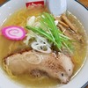 らーめん 吟屋 - 料理写真:とび魚らーめん塩 690円