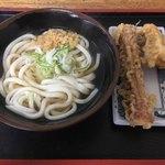 うどん市場 めんくい - 料理写真:今日のお昼ごはん