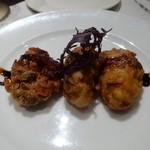 燕三条イタリアンBit - 牡蠣フライ