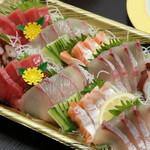 さかな館 - 料理写真:刺盛り2000円(持ち帰り・予約)