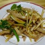 中国茶房8 - ハチノス葱