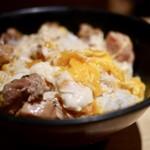 六本木 百鳥 - 炙り鶏の親子丼