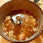 つけ麺屋 やすべえ - つけ麺屋 やすべえ@秋葉原店 つけ麺のつけ汁