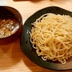つけ麺屋 やすべえ - つけ麺屋 やすべえ@秋葉原店 つけ麺・大盛り(780円)