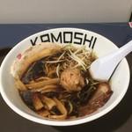 鶏 ソバ カモシ - 鶏soba醤油810円