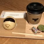 トラヤカフェ・あんスタンド - あんぱん、コーヒー