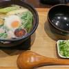 讃岐うどん いってつ - 料理写真:鍋焼うどん