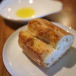 Fleur - 自家製パンとサルバーニョ