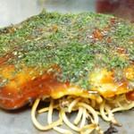広島風お好み焼き 石 - 料理写真: