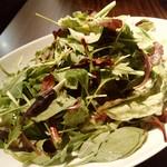 PST - 石田さんのベビーリーフのサラダ