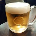 ピッツァスタジオ タマキ - ハートランドビール