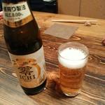 酒菜楽 - ノンアルコールビール