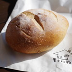やさいとげんこつパンの店 そとにわ - くるみパン