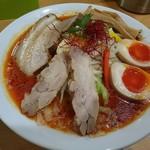 麺や遊大 - 料理写真:辛遊大タンメン・大辛(1000円)