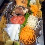 てんくう - 旬菜刺盛り¥1706