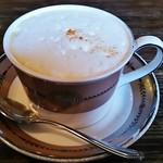 珈琲屋さかい - カフェ・カプチーノ