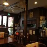 オリエンタルカフェ -