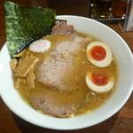 玉五郎 - 料理写真:特製煮干しらーめん