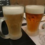 PEP spanish bar - ビールはハートランドとヨナヨナというこだわり
