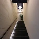 焼肉88 - 階段