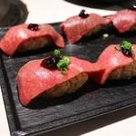 焼肉88 - 和牛炙りとろ寿司