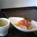 珈琲 日出蔵 - スープ&サラダ