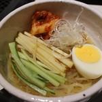 焼肉88 - ミニ冷麺