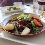 ぶどうの丘 展望ワインレストラン - 料理写真:ビーフシチュー