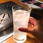 薩摩 牛の蔵 - 生レモンサワー