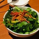 薩摩 牛の蔵 - 薩摩サラダ