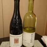 酒亭 茜坂 - 和洋ワイン