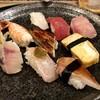 Takarazushi - 料理写真:ランチセット(赤だし付)