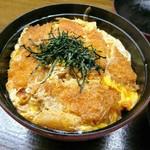 79143636 - 煮込みカツ丼②