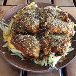 お好み焼あんのん - 料理写真:肉玉そば