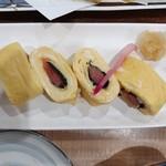 鶴 - マリちゃんの明太出汁巻き