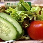荒井屋 - 生野菜は新鮮