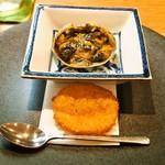 中国菜 火ノ鳥 - 料理写真:上海蟹 紹興酒漬け