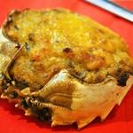 79147382 - 上海蟹のマカオ風オーブン焼き