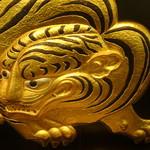 79147598 - カレーの味を表現したかのような大阪城のトラ