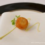 フランス料理 ル・トリアノン - お食事前の軽い一皿
