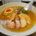 鶏こく中華 すず喜 - 料理写真:こく塩 800円