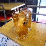 四季ボウ坊 - 無料のお茶はジョッキ!