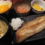 7915566 - お魚定食