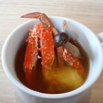 ギンザ オリーバル - スープ